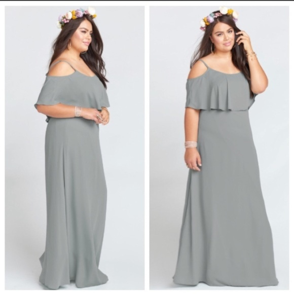 261eadce22c37 ... Caitlin Maxi Charcoal Gray XXL. M_5b2fac599539f7652b29d694. Other  Dresses ...